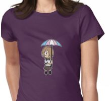 RAIN - Solo Chibi Rain 1 Womens Fitted T-Shirt