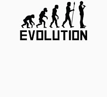 Standup Comedian Evolution Unisex T-Shirt