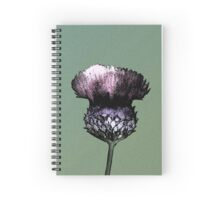 Thistle 1 Spiral Notebook