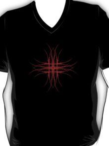 The Red - Fractal Art Design T-Shirt