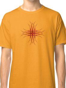The Red - Fractal Art Design Classic T-Shirt