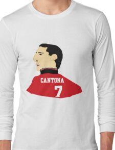 Cantona Long Sleeve T-Shirt
