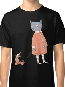 Cat Child Takes a Walk Classic T-Shirt