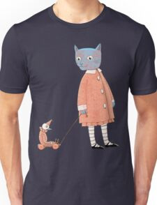 Cat Child Takes a Walk T-Shirt