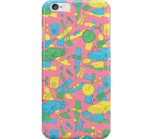 Back to the Doodles iPhone Case/Skin