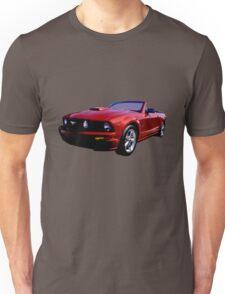The Mustang Dream Unisex T-Shirt
