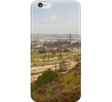 looking over sowerby bridge iPhone Case/Skin