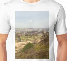 looking over sowerby bridge Unisex T-Shirt