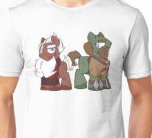 The Hobbit: Friendship is Magic, Balin and Dwalin Unisex T-Shirt