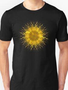 Sol - Fractal Art Design Unisex T-Shirt