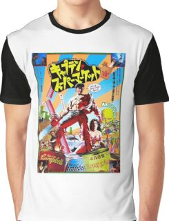 Japanese Army of Darkness Graphic T-Shirt