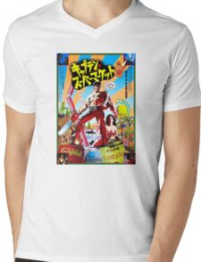 Japanese Army of Darkness Mens V-Neck T-Shirt