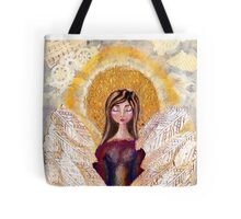Ministering Angel Tote Bag