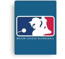 Major League Blernsball Canvas Print