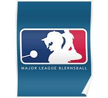 Major League Blernsball Poster