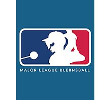 Major League Blernsball Photographic Print