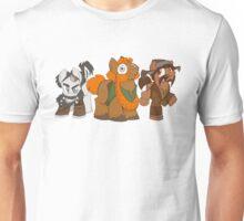 The Hobbit: Friendship is Magic, Bifur, Bombur, Bofur Unisex T-Shirt