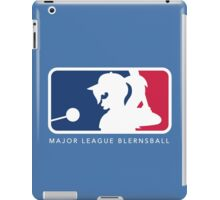 Major League Blernsball iPad Case/Skin