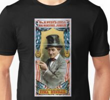 Performing Arts Posters Wm H Wests Big Minstrel Jubilee formerly of Primrose West 1861 Unisex T-Shirt