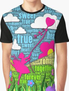 Love Is In The Air Graphic T-Shirt