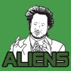 Ancient Aliens Guy Meme by datthomas