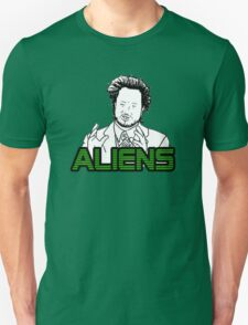 Ancient Aliens Guy Meme T-Shirt