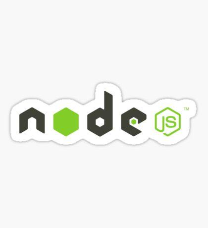 NodeJS Sticker Sticker