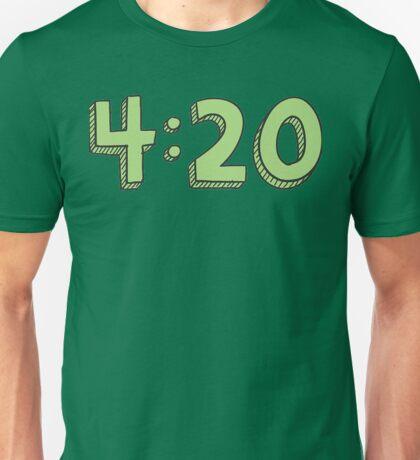 4:20 Unisex T-Shirt