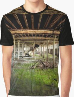 Factory Room Graphic T-Shirt