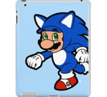 Hedgehog Suit! iPad Case/Skin