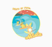 Surfs Up From Alola (Pokemon) Unisex T-Shirt