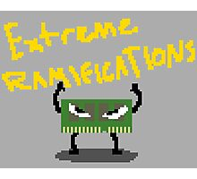 Extreme Ramifications Photographic Print