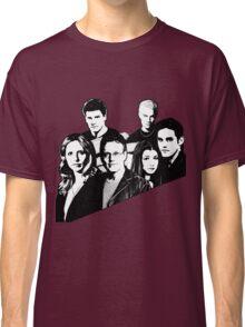 A BTVS motif Classic T-Shirt