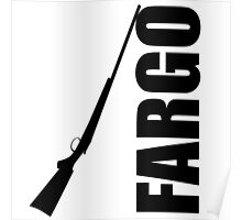 Fargo Shotgun Poster