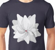 The Flower of my Heart Unisex T-Shirt