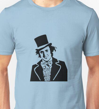 Gene Wilder - Comic Genius Unisex T-Shirt