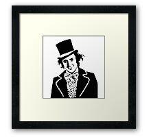 Gene Wilder - Comic Genius Framed Print