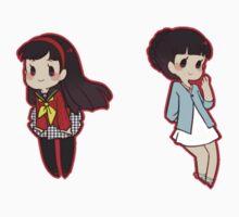 Persona 4 Yukiko Amagi by toifshi