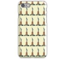 New York Liberty Statue iPhone Case/Skin