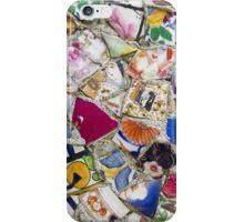 Broken china iPhone Case/Skin