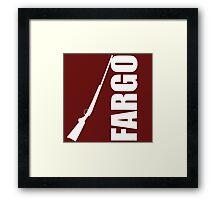 Fargo Shotgun Framed Print