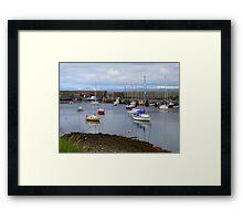 Mullaghmore..............................Ireland Framed Print