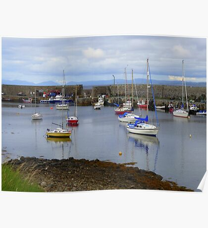 Mullaghmore..............................Ireland Poster