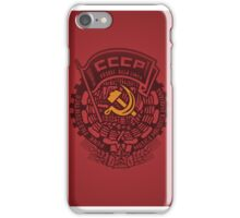 USSR iPhone Case/Skin