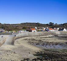 Guernsey coastline by chris2766
