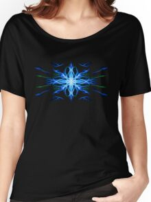 Energetic Geometry- Water Element Women's Relaxed Fit T-Shirt