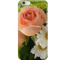 Daisies and roses iPhone Case/Skin
