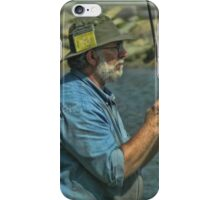 Caught up in the moment iPhone Case/Skin