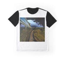 A Train Ride Graphic T-Shirt