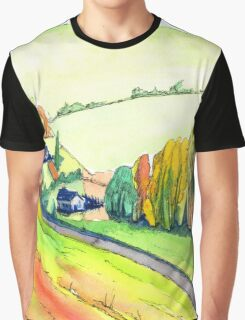 The Valley Graphic T-Shirt
